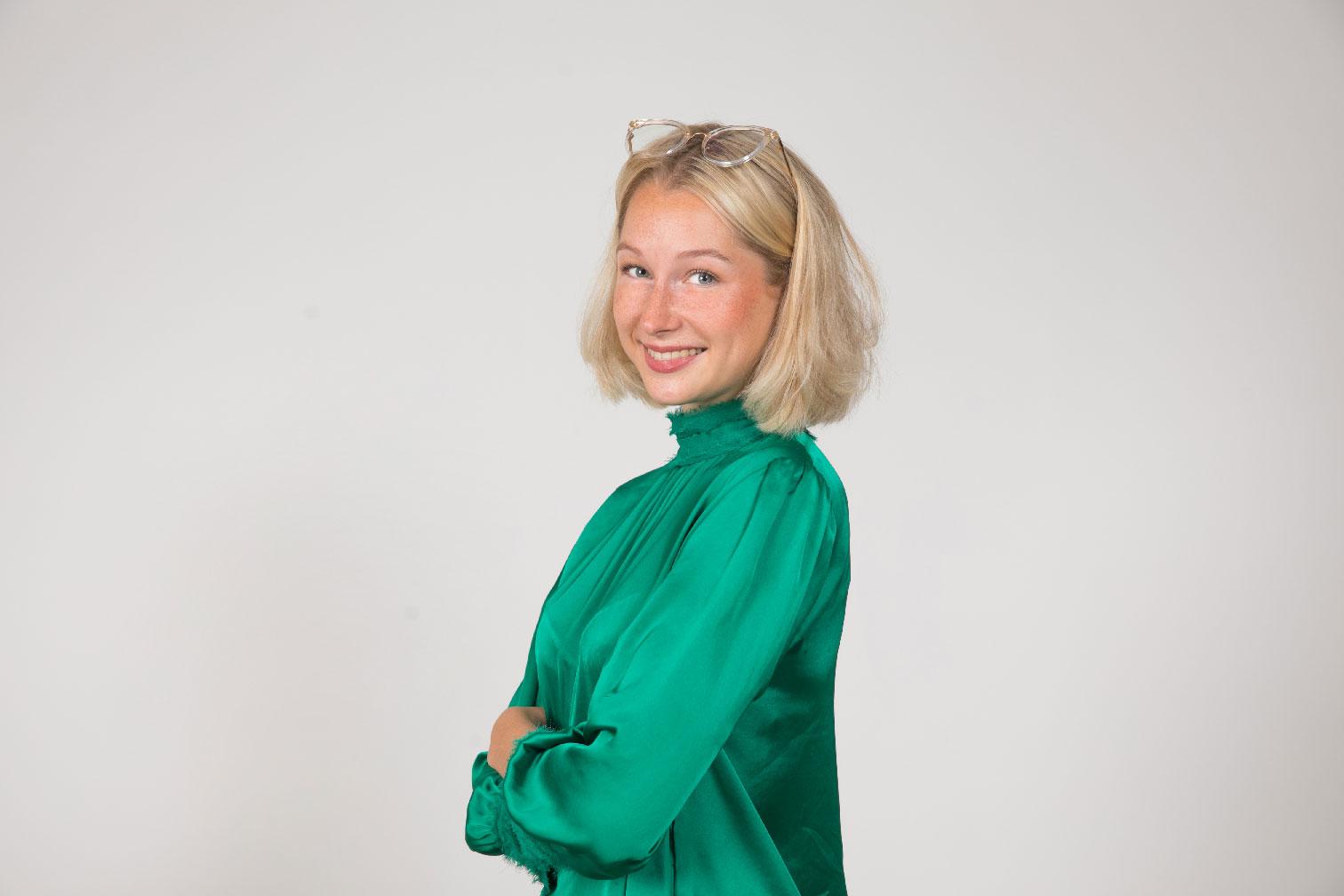 Nina De Baecke foto